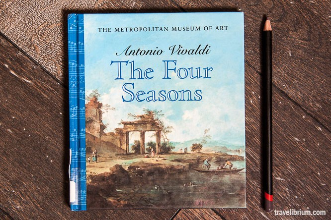 The four seasons. Antonio Vivaldi