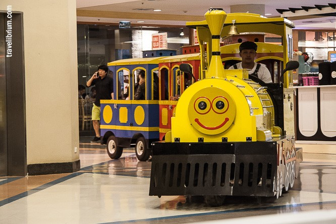 Happy Train, Central Airport Plaza, Чиангмай